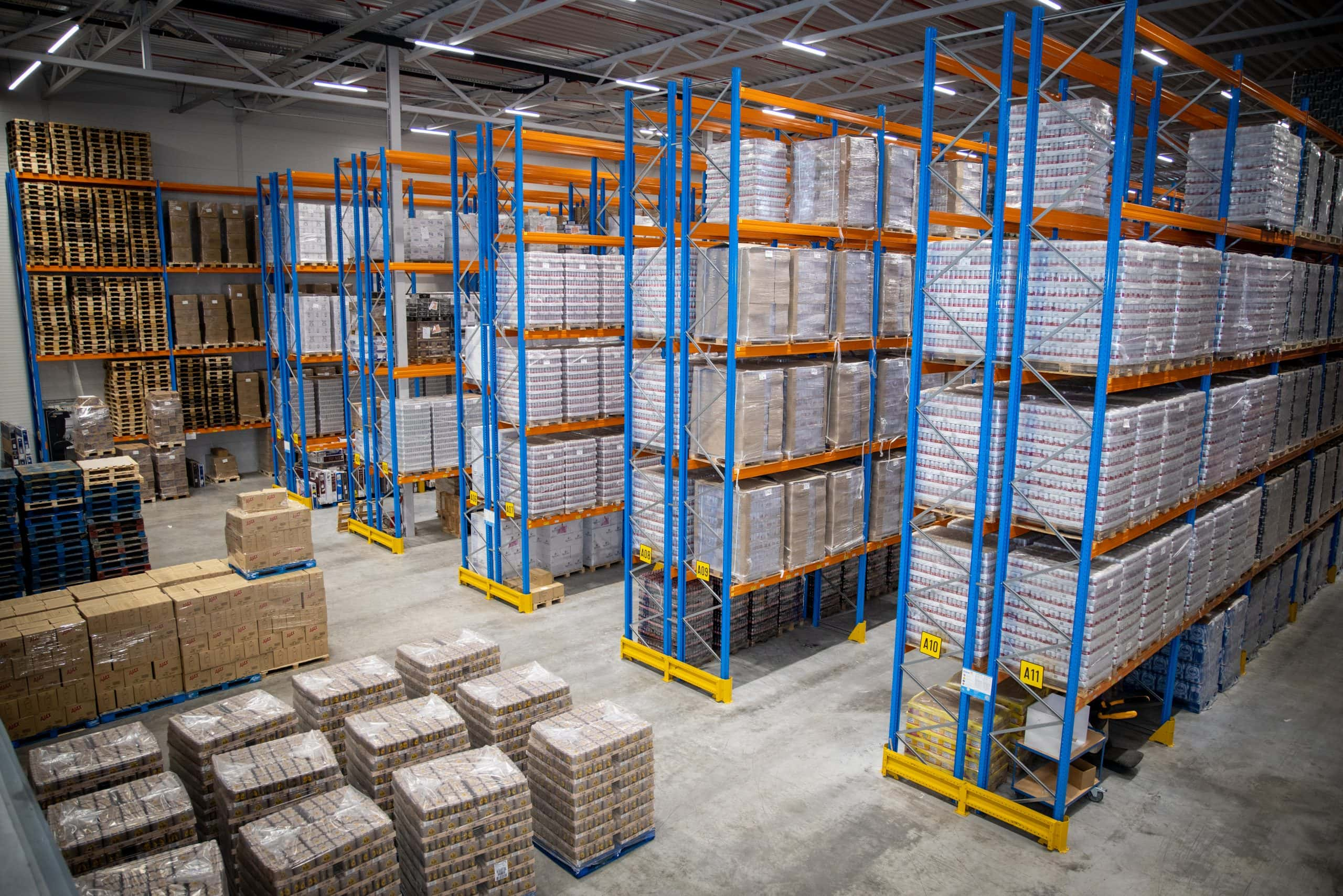 Warehouse Slotting: why it's one of the best ways to optimize inventory space